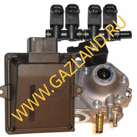 газовое оборудование электрическая схема