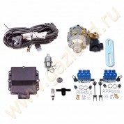 OMVL NEW DREAM64-6 OBD (TOMASETTO AT12 3820) OMVL FAST LIGHT (D02006CNG AT12) МЕТАН