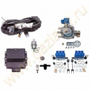OMVL NEW DREAM64-6 OBD (EVO 195 KW) OMVL FAST LIGHT (D02006CNG EVO) МЕТАН